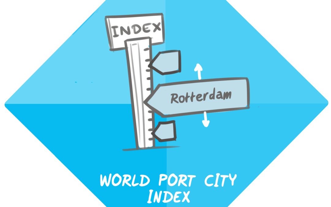 World Port City Index – port-related business clusters