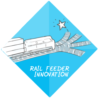 Rail feeder innovation