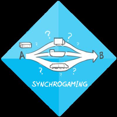 Synchrogaming – synchromodal transport serious gaming