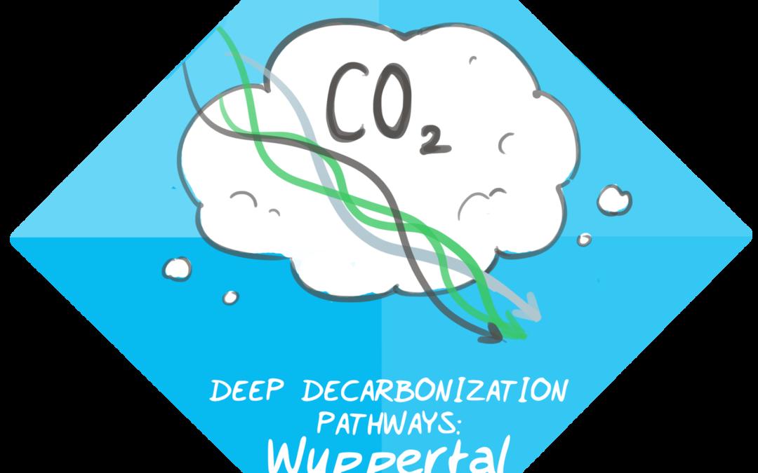 Deep Decarbonization Pathways