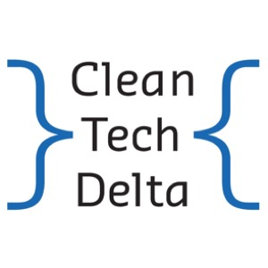 Clean tech delta logo