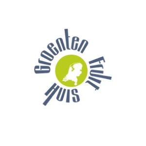 Groente en fruit huis logo