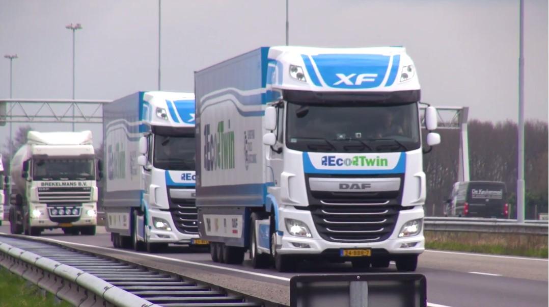 TruckPlatooning – Impacstory van SmartPort