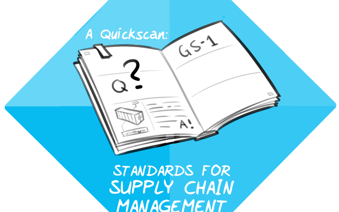 GS1 voor gestandaardiseerde begrippen havenlogistiek
