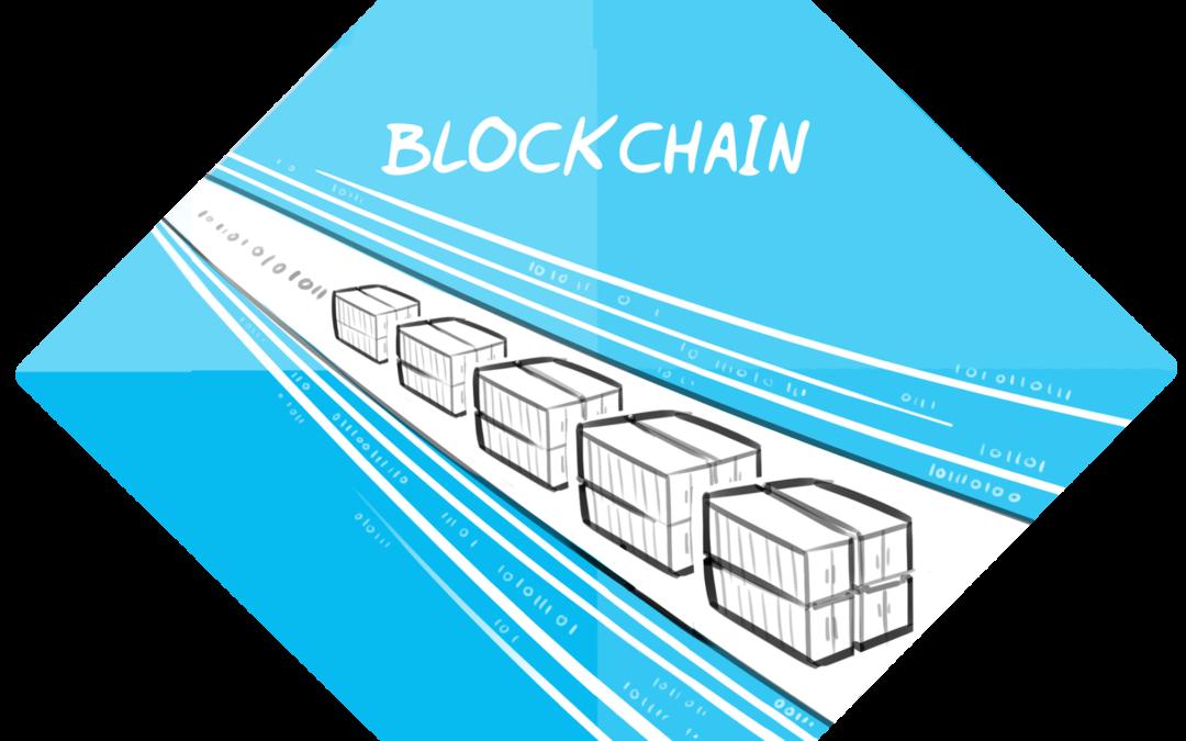 Blockchain voor havenlogistiek