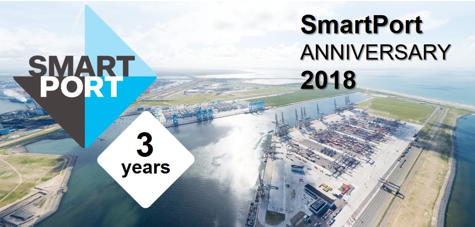 18 april – SmartPort Connecting Knowledge –