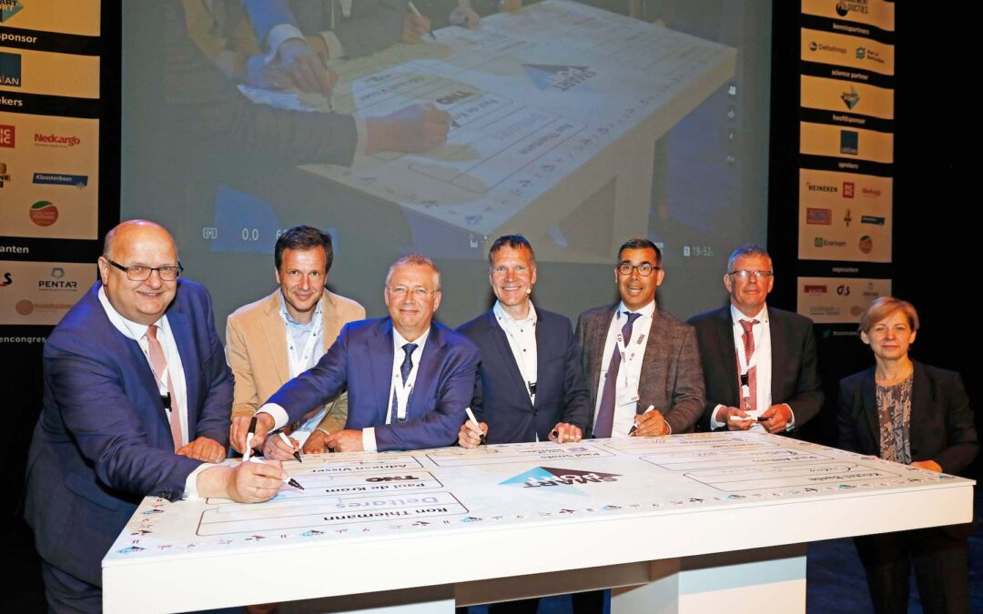 SmartPort prolonged untill 2023 & TNO & Deltares join as new knowledge partners