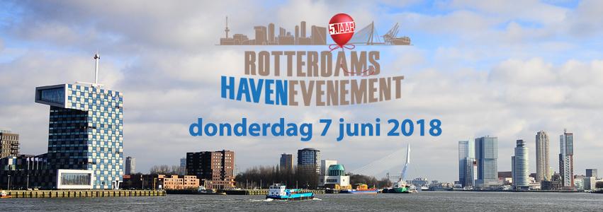 SmartPort Thesisprice 2018 @Rotterdams Port event June 7th