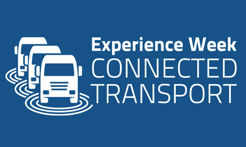Experience week Connected Transport – Lessons Learned