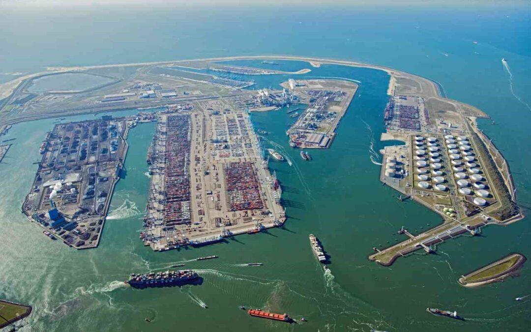Rotterdamse haven maakt innovatie inhaalslag