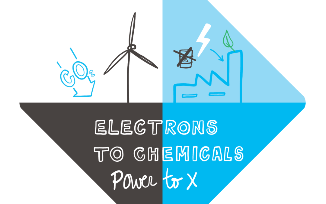 Electrons to Chemicals