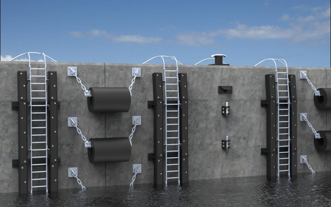 Quay walls of the Future– Impactstory SmartPort