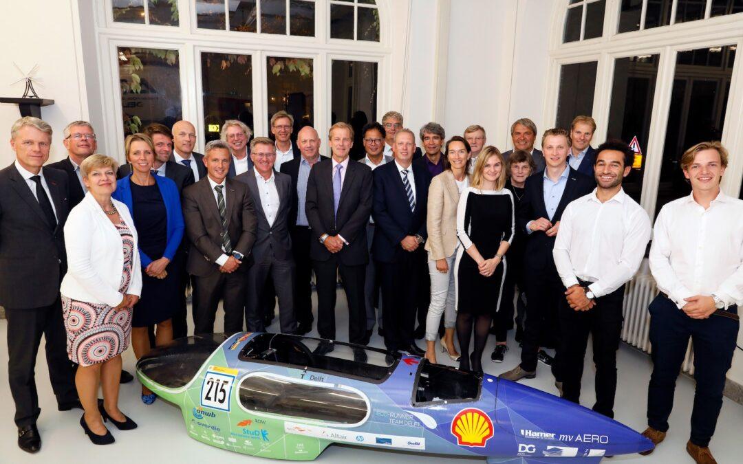'Kansen verkennen voor waterstof op het SmartPort CEO Diner'