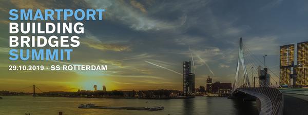 29 okt – SmartPort Summit 2019