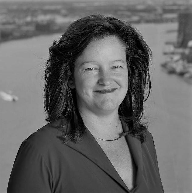 Vivienne de Leeuw | CFO Havenbedrijf Rotterdam