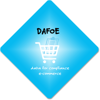 DAFOE – Data for Compliance E-commerce