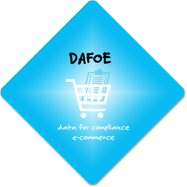 DAFOE – Data for Compliance E-commerce