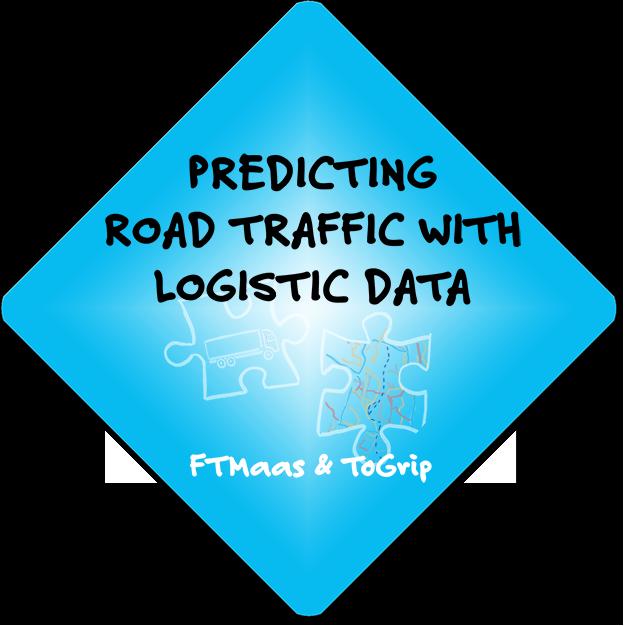 Voorspellen van verkeersstromen met behulp van logistieke data
