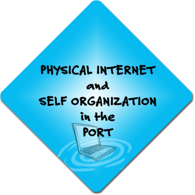 Physical Internet and Self-organisation