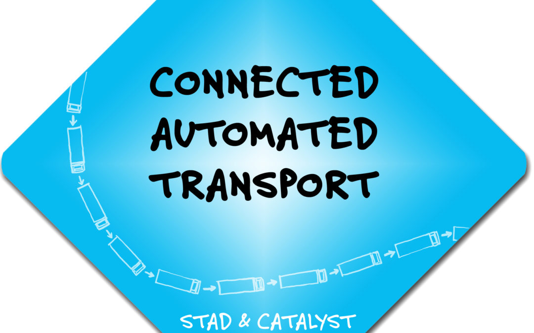 STAD en Catalyst: connected automated transport
