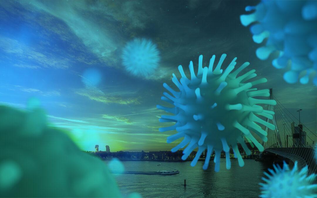 Corona biedt ook kansen voor de haven – Digitalisering en energietransitie kunnen profiteren van crisis