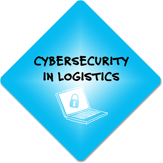 Cybersecurity in Logistics – Visual