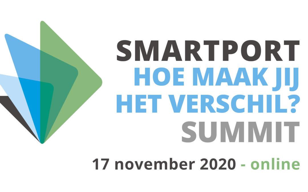 17 november – SmartPort online Summit