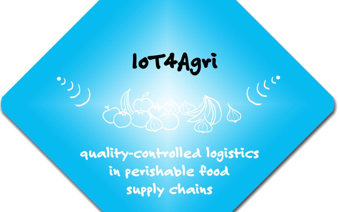 IoT4Agri: Internet of things and Agrologistics