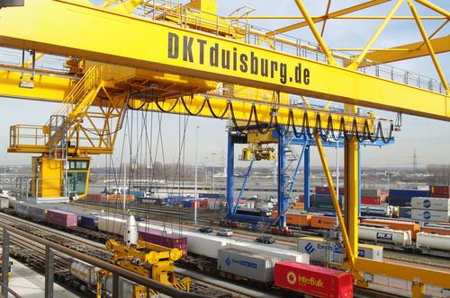 Duisburg als concurrent voor mainport Rotterdam?